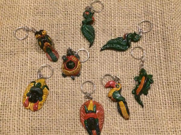 guatemalan keychain