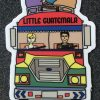 little guatemala sticker