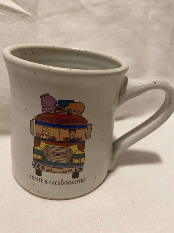 Little Guatemala pottery mug